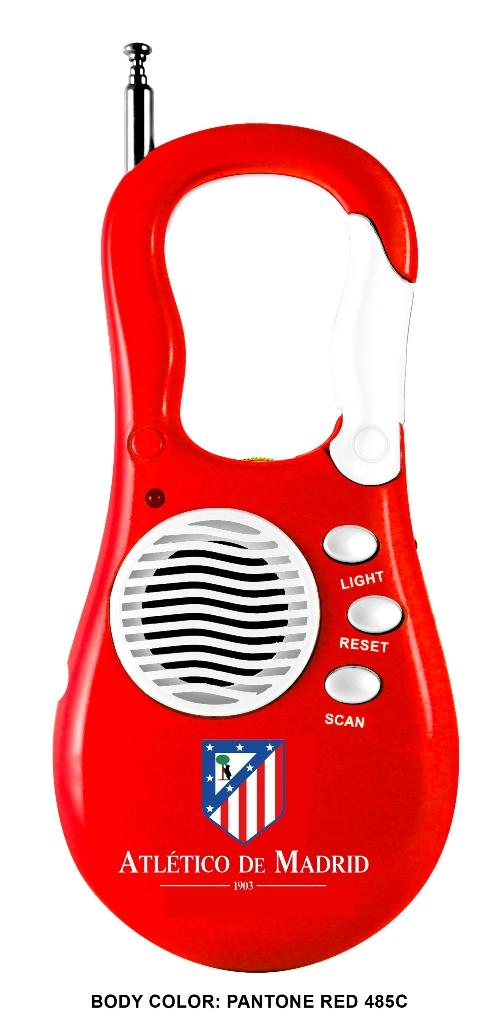 RADIO MOSQUETON ATLETICO DE MADRID 710335
