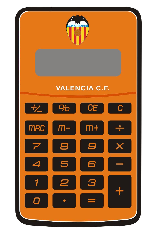 CALCULADORA BOLSILLO VALENCIA C.F. 710489