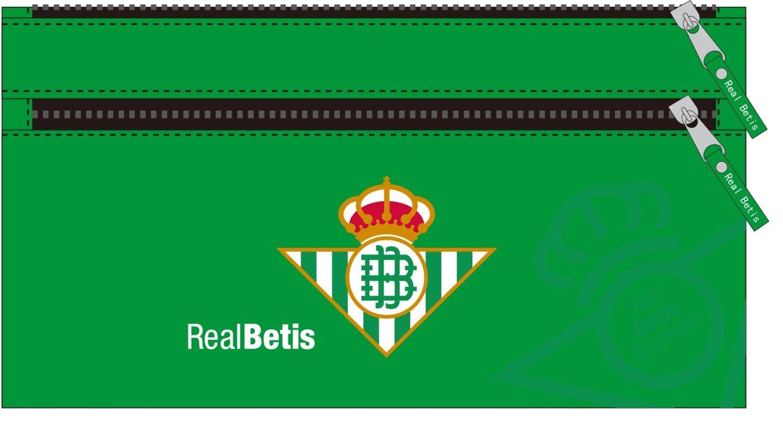 Portatodo plano Real Betis - 2 CREMALLERAS