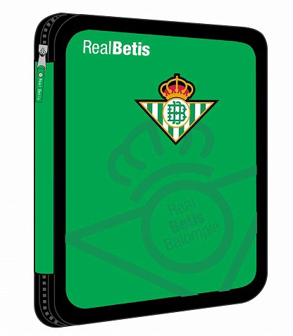 PLUMIER C/COLORES REAL BETIS