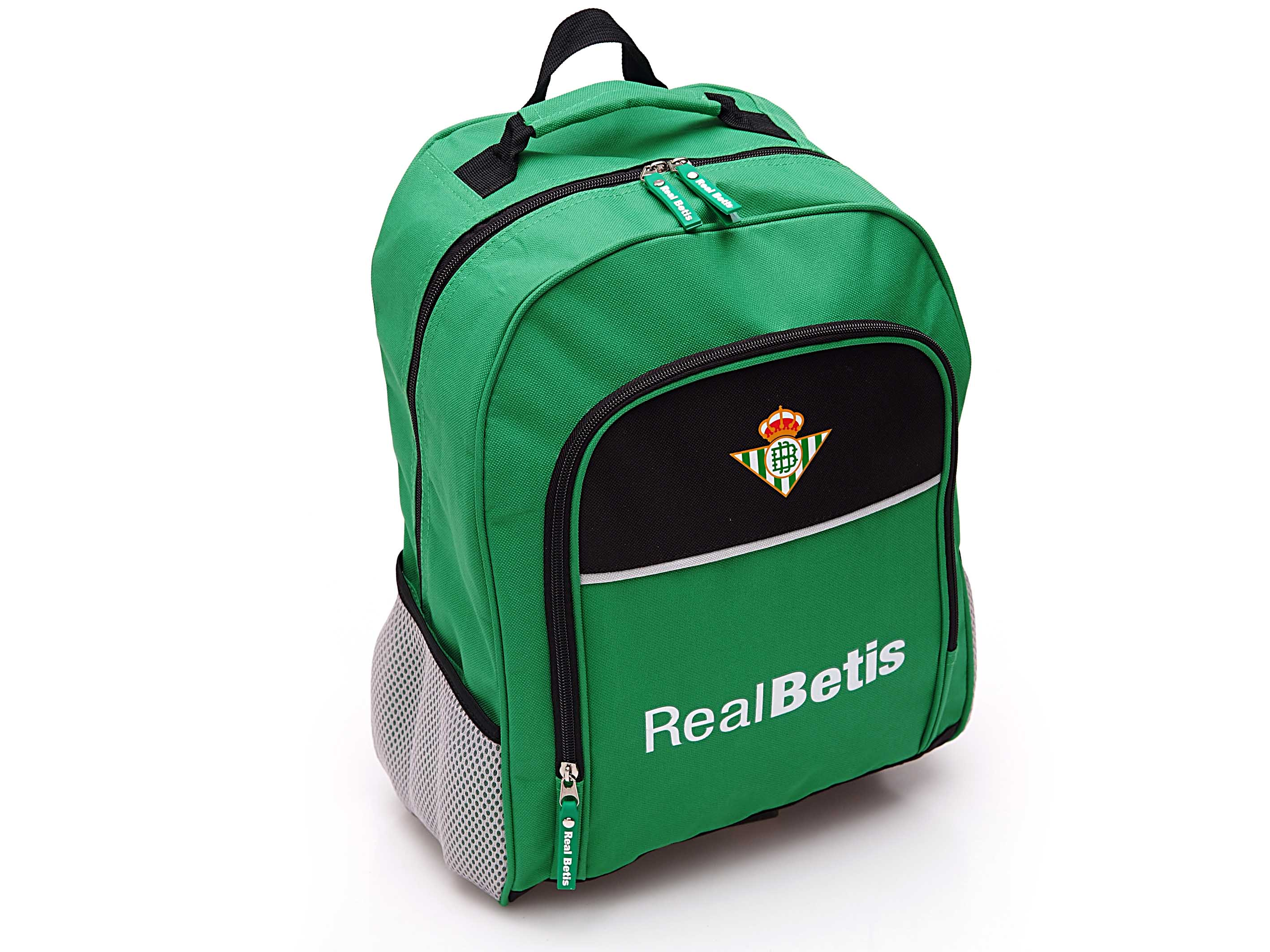 MOCHILA GRANDE ADAPTABLE AL CARRO REAL BETIS