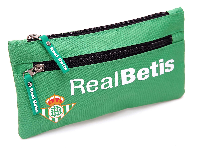 PORTATODO DOS BOLSILLOS REAL BETIS