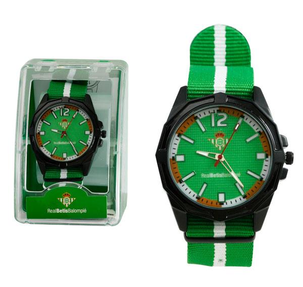 Reloj pulsera caballero Real Betis