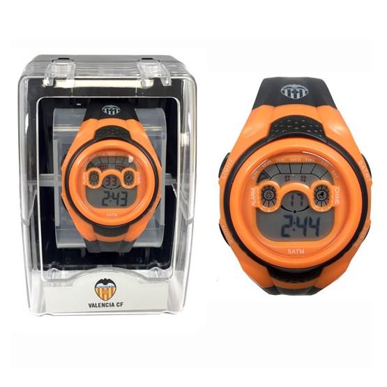 Reloj pulsera digital cadete Valencia Futbol Club