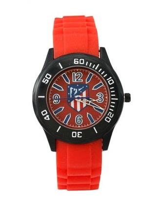 Reloj pulsera Atletico de Madrid cadete rojo