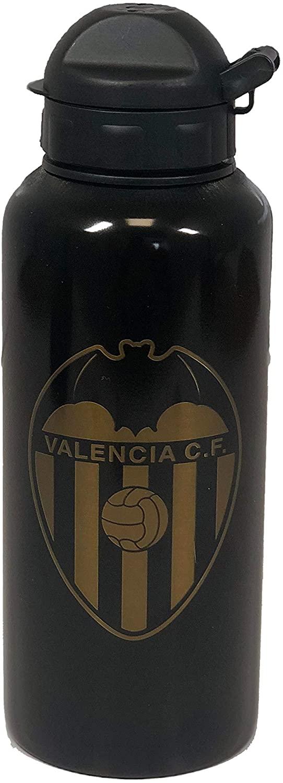 BOTELLIN ALUMINIO NEGRO VALENCIA VCF