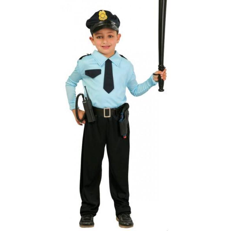 DISFRAZ POLICIA 10-12 AÑOS