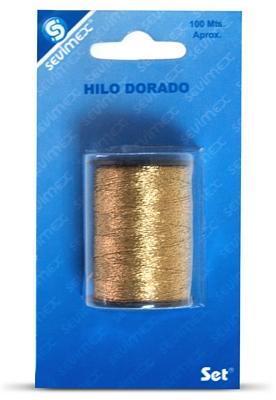HILO METALICO DORADO
