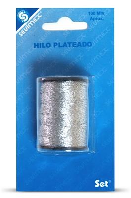 HILO METALICO PLATEADO