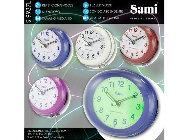 Despertador S-9937L