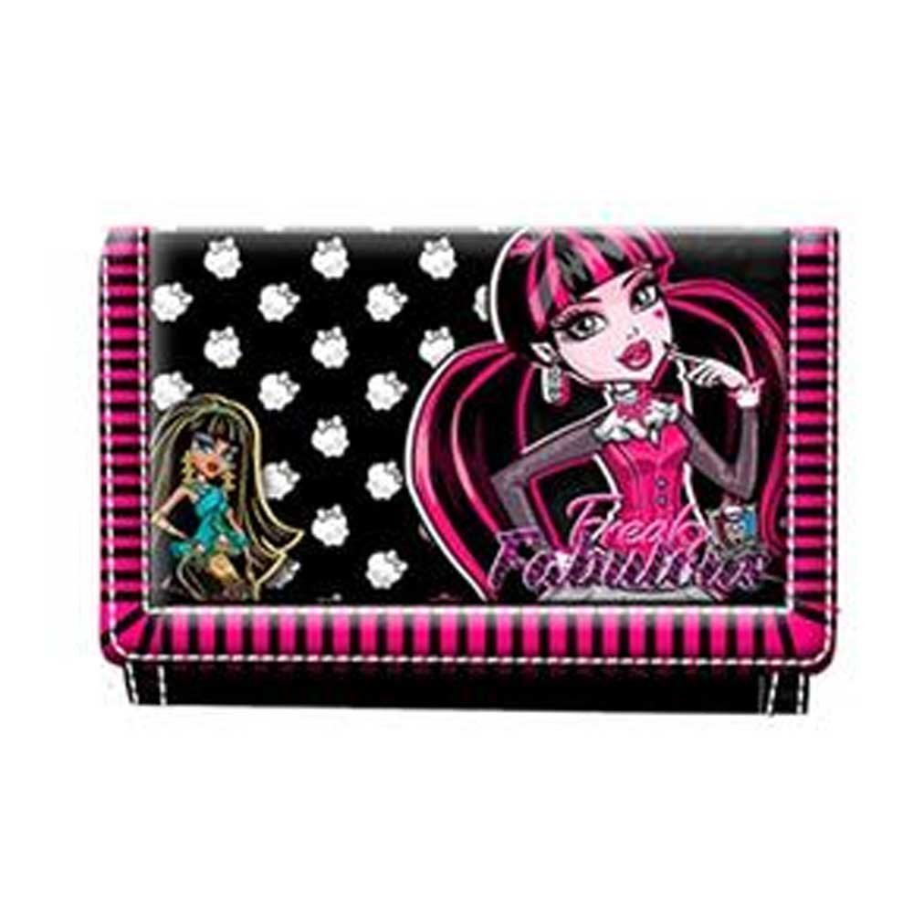 Billetero Velcro Freaky Fabulous Monster High