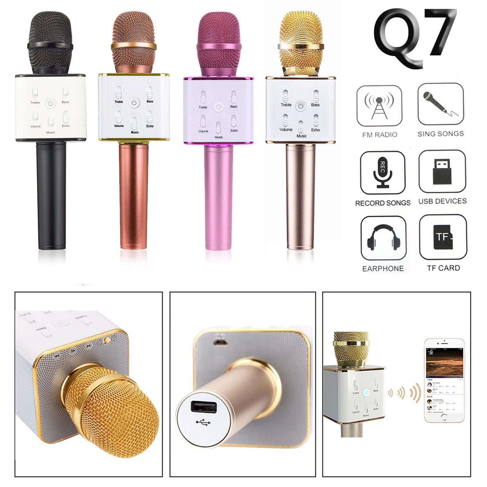 Microfono Speaker Q7