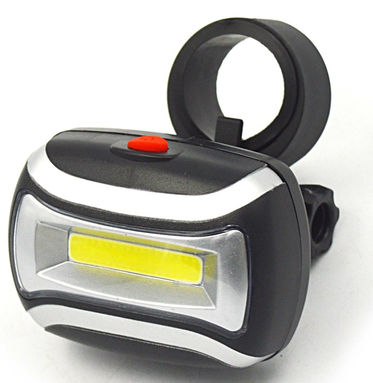 Linterna LED bicicleta COB LIGHT