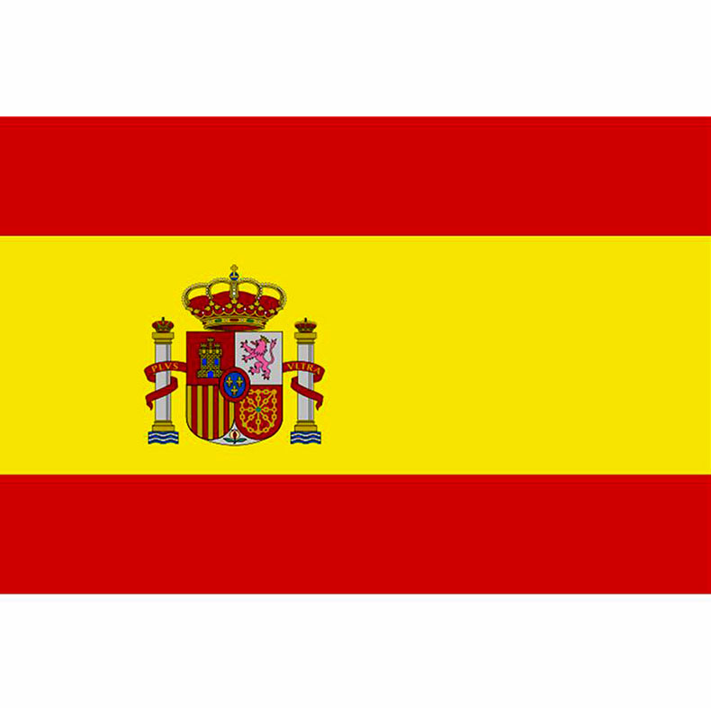 BANDERA ESPAÑA 90 X 150 CM