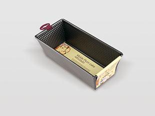 MOLDE PLUM CAKE REFORZADO 20x11x7cm