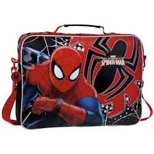 CARTERA EXTRAESCOLARES SPIDERMAN