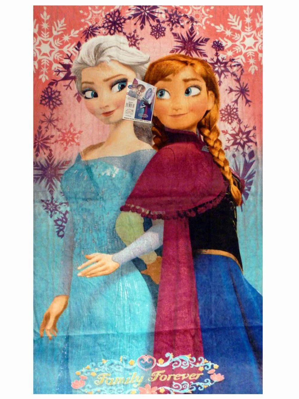 La Reina de las Nieves - Beach Blanket Familia Forever (Kids Euroswan WD51051)