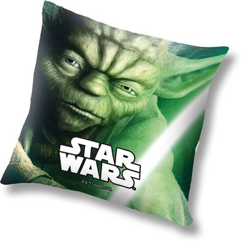 COJIN STAR WARS YODA