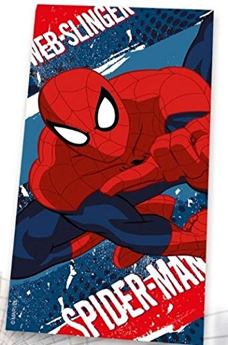 Kids Euroswan - Toalla Spiderman 70 x 140 cm