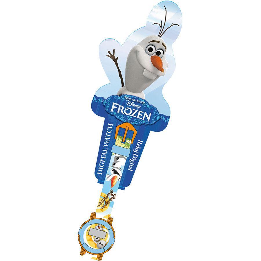 FROZEN - RELOJ DIGITAL OLAF