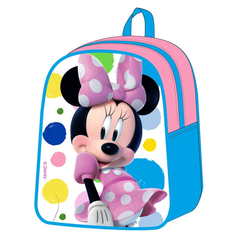 MOCHILA INFANTIL MINNIE DISNEY