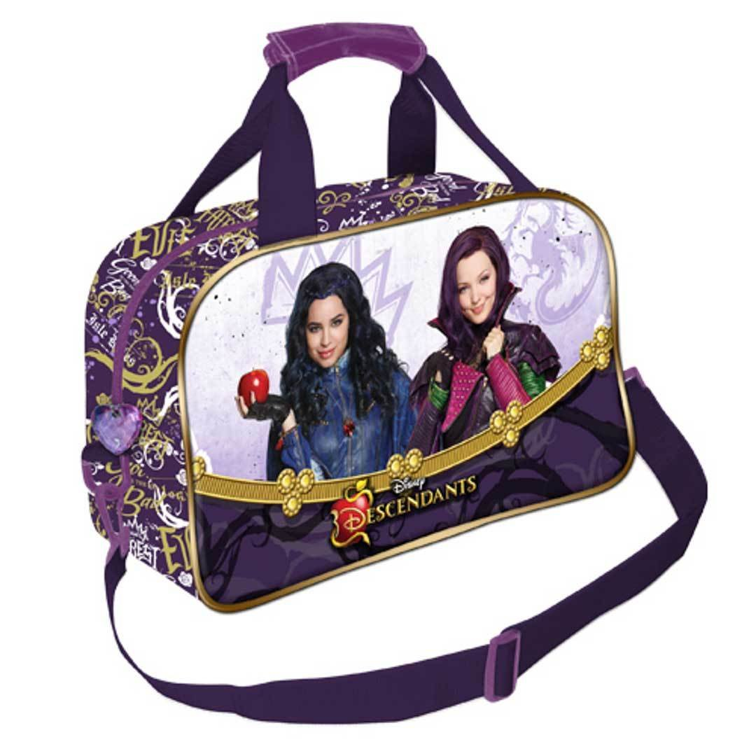 BOLSA DE DEPORTE DESCENDANTS DISNEY