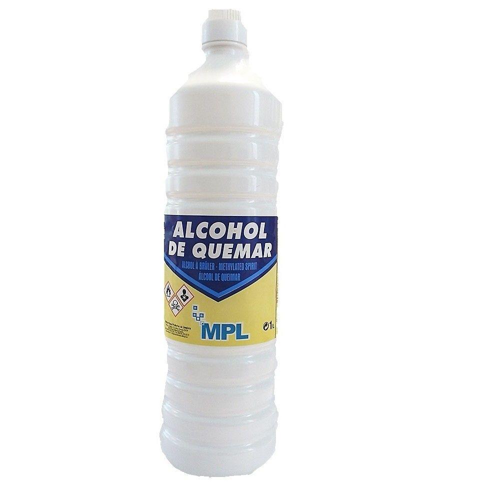 ALCOHOL DE QUEMAR 1L.