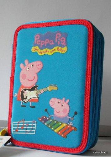 PLUMIER TRIPLE PEPPA PIG MUSICA