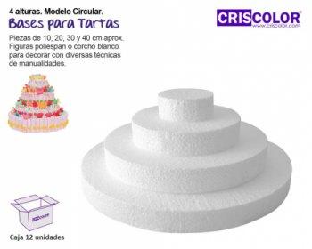 BASE TARTA CIRCULAR 40 CM