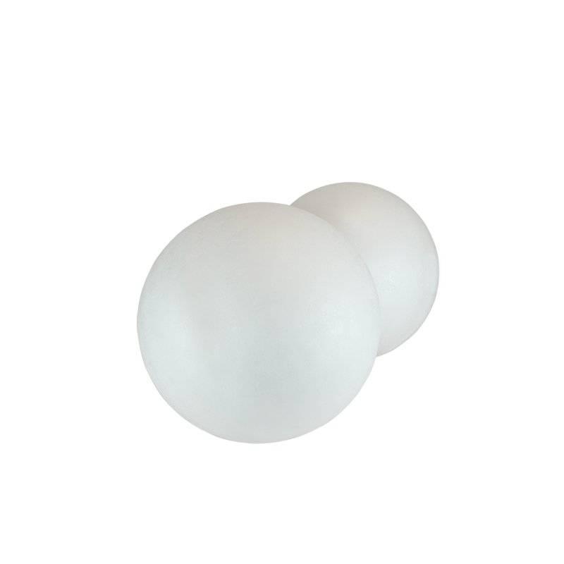 BOLA 3D POREX - CORCHO 20 CM