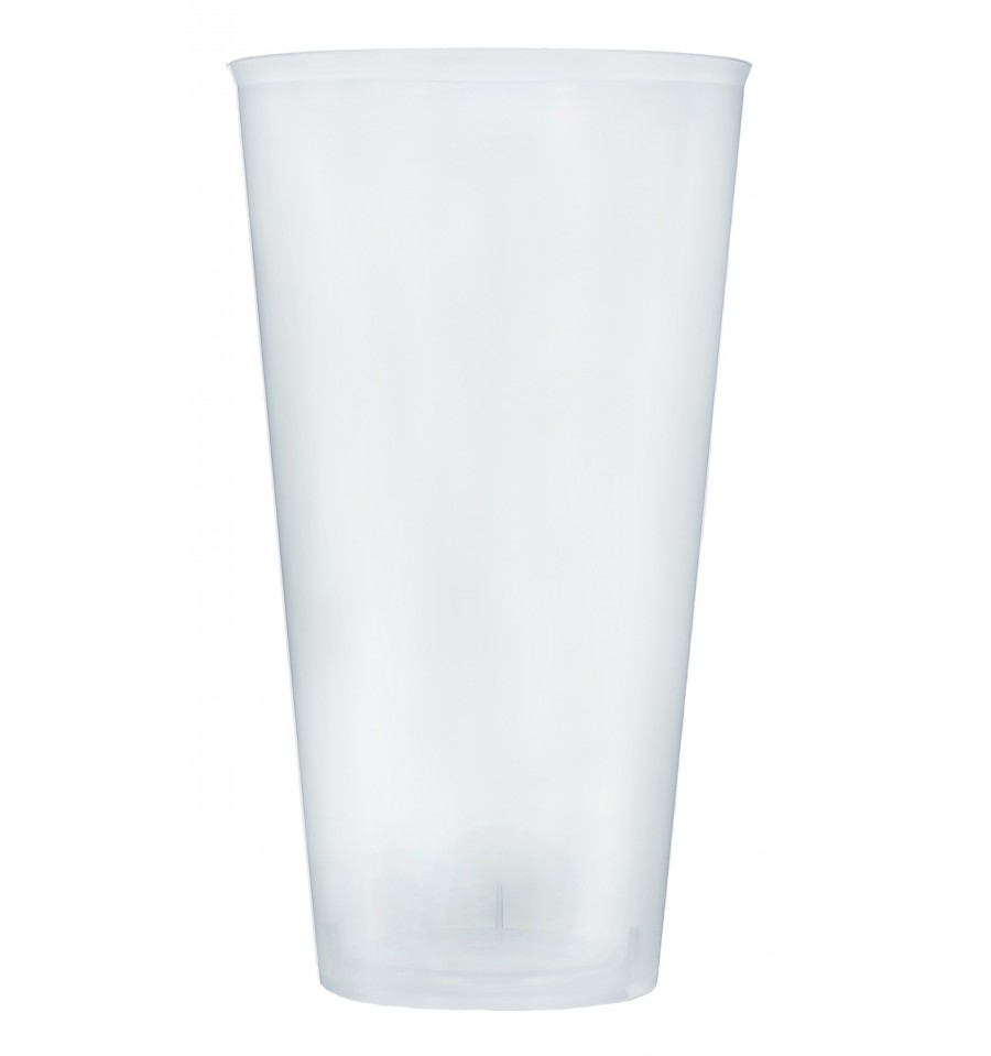 Vaso de plastico cocktail 470cc pp transparente 4 uds for Vaso cocktail