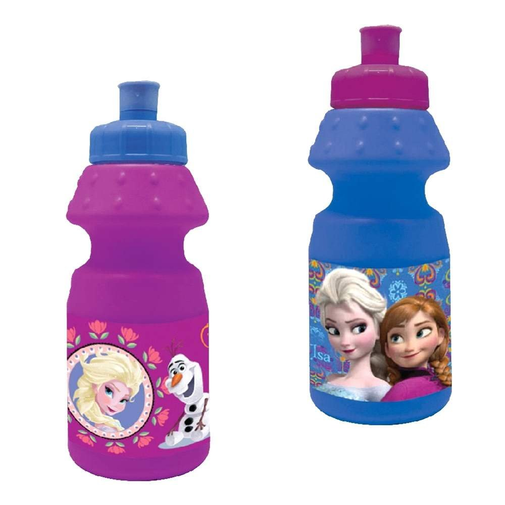 CANTIMPLORA FROZEN ROSA O AZUL 360ml