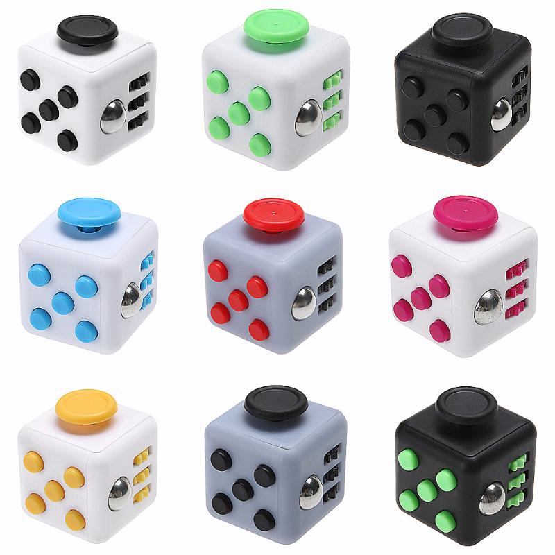 LEDeng Fidget Cube - Cubo Inquieto