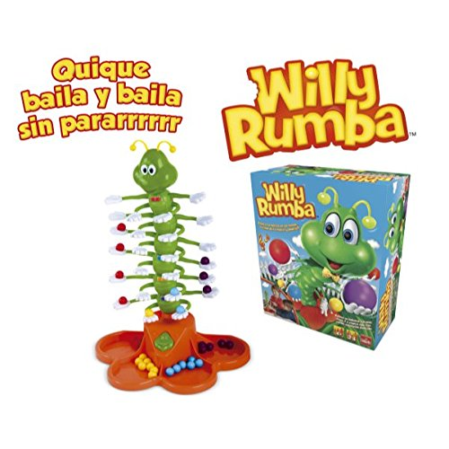 JUEGO WILLY RUMBA