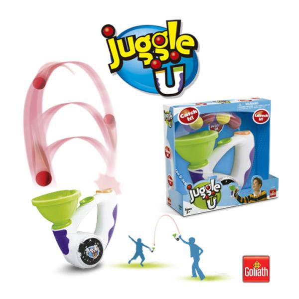 Juego Juggle U