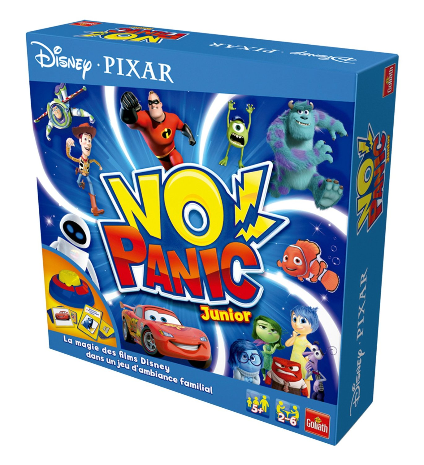 **OFERTA** NO PANIC JUNIOR DISNEY