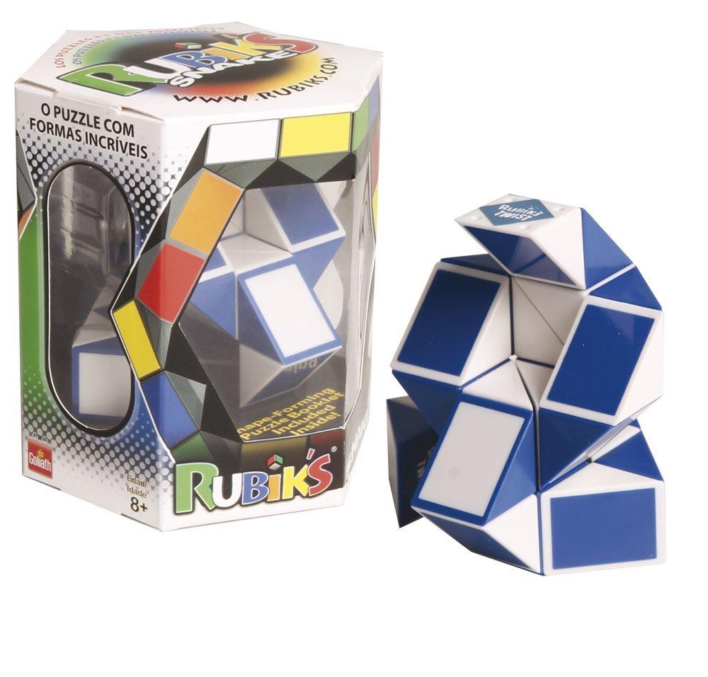 Rubiks Serpiente