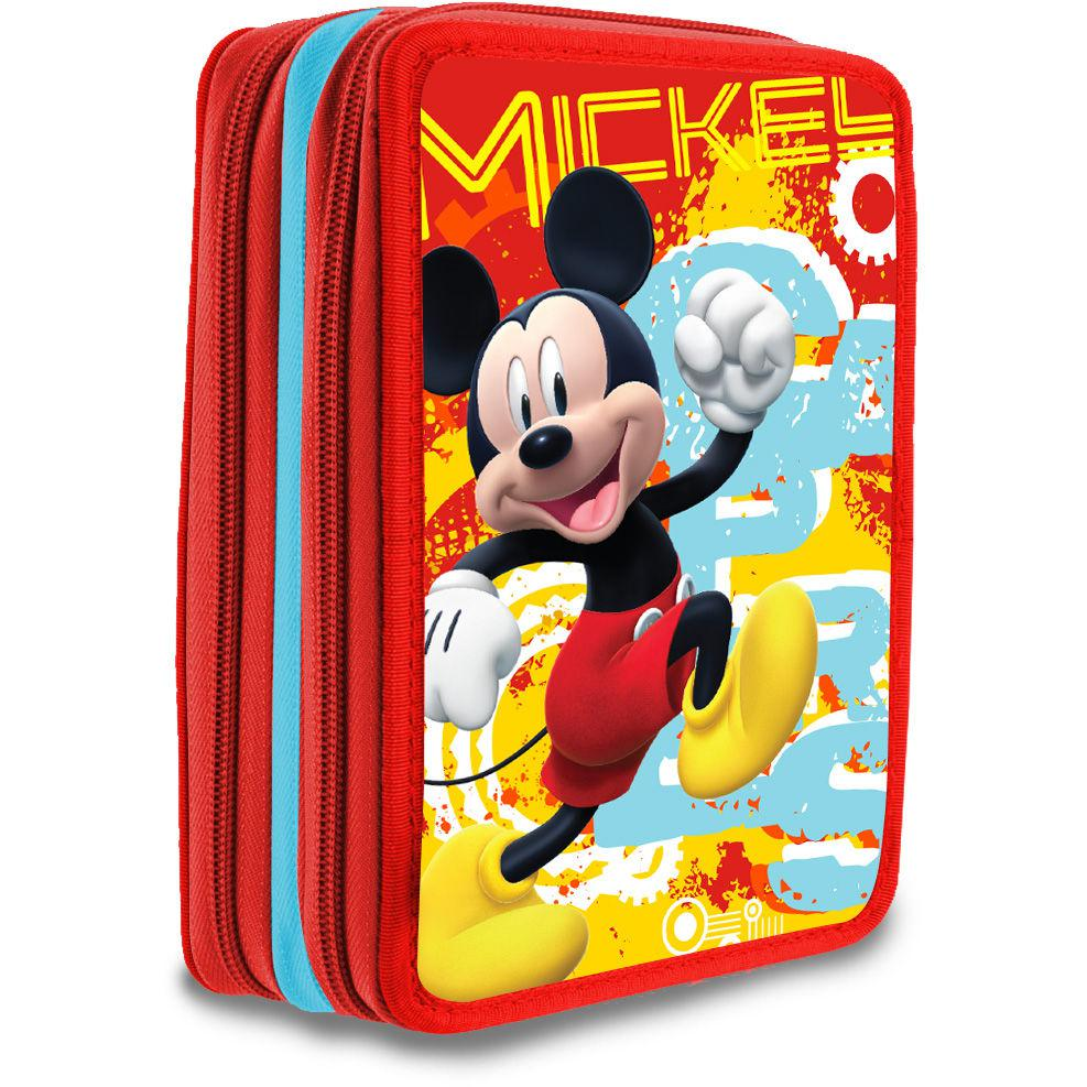 PLUMIER DOBLE MICKEY DISNEY