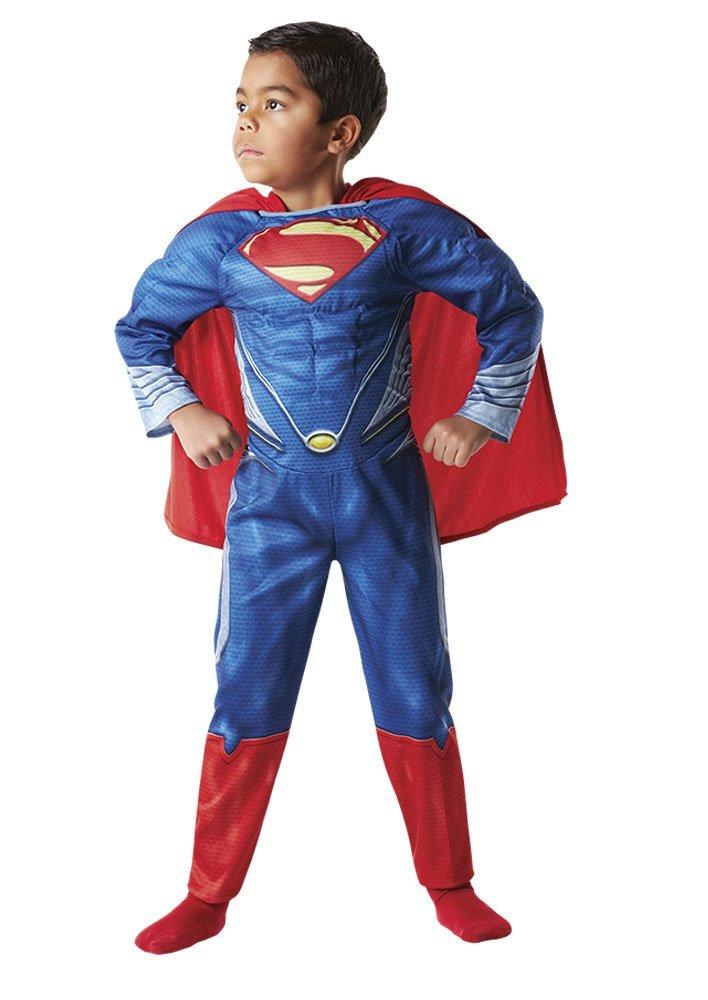 DISFRAZ SUPERMAN MUSCULOSO MOS CAJA INFANTIL