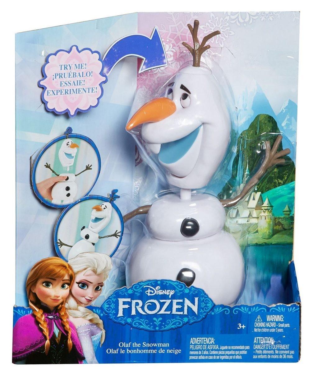 MUÑECO DE NIEVE OLAF