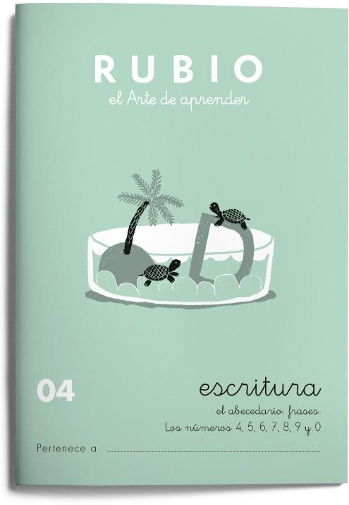 CUADERNO RUBIO ESCRITURA 04