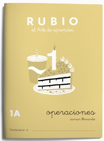 CUADERNO RUBIO OPERACIONES 1A