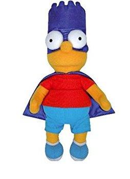 Los Simpson - Peluche de Bartman (37 cm)