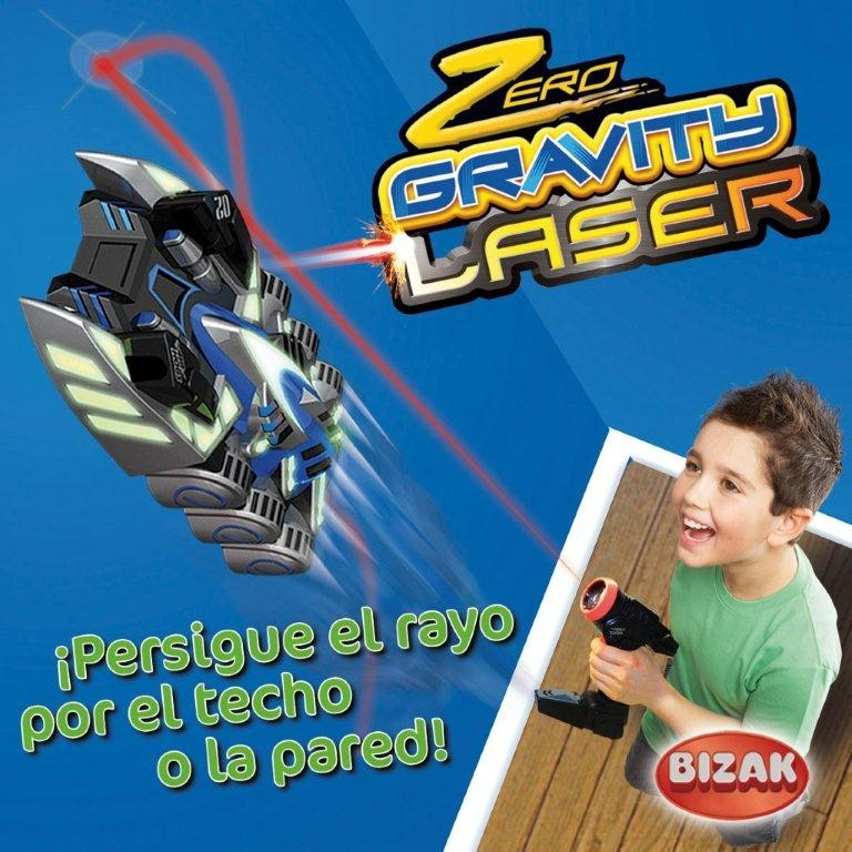 ZERO GRAVITY LASER AIR HOGS R/C