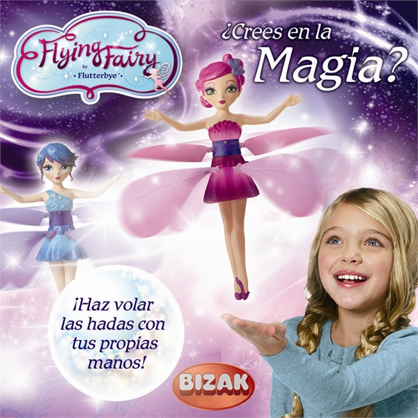 MUÑECA FLYING FAIRY