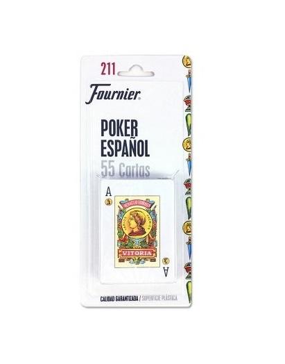 BARAJA ESPAÑOLA VITORIA FOURNIER 55 CARTAS