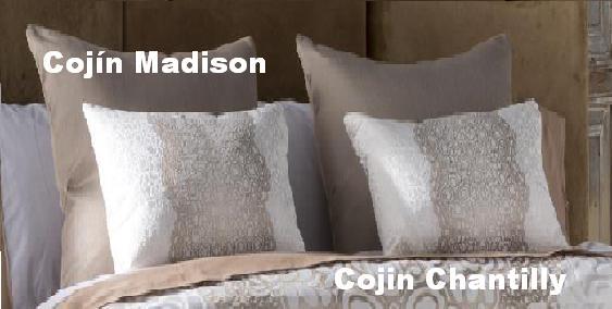 COJIN CHANTILLY 115 - ORO Cojin 30x50 cms RELLENO 115 - ORO Cojin 50x60 cms RELLENO 115 - ORO Cojin 50x60 cms VACIO