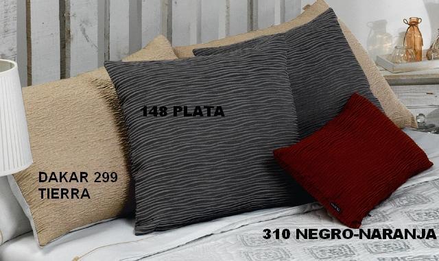 COJIN PEGASO B 310 - NEGRONARANJA 30 x 50 310 - NEGRONARANJA 50 x 50 310 - NEGRONARANJA 50 x 70