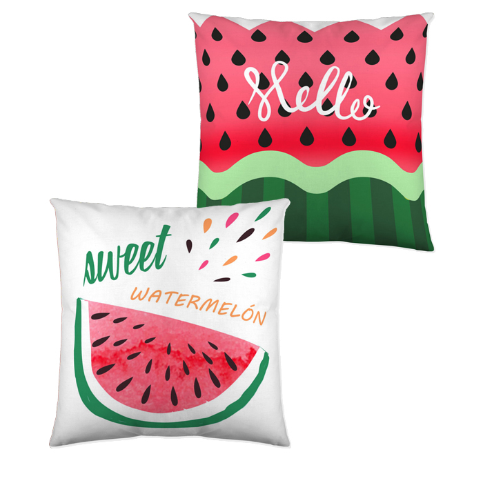 COJIN REVERSIBLE WATERMELON