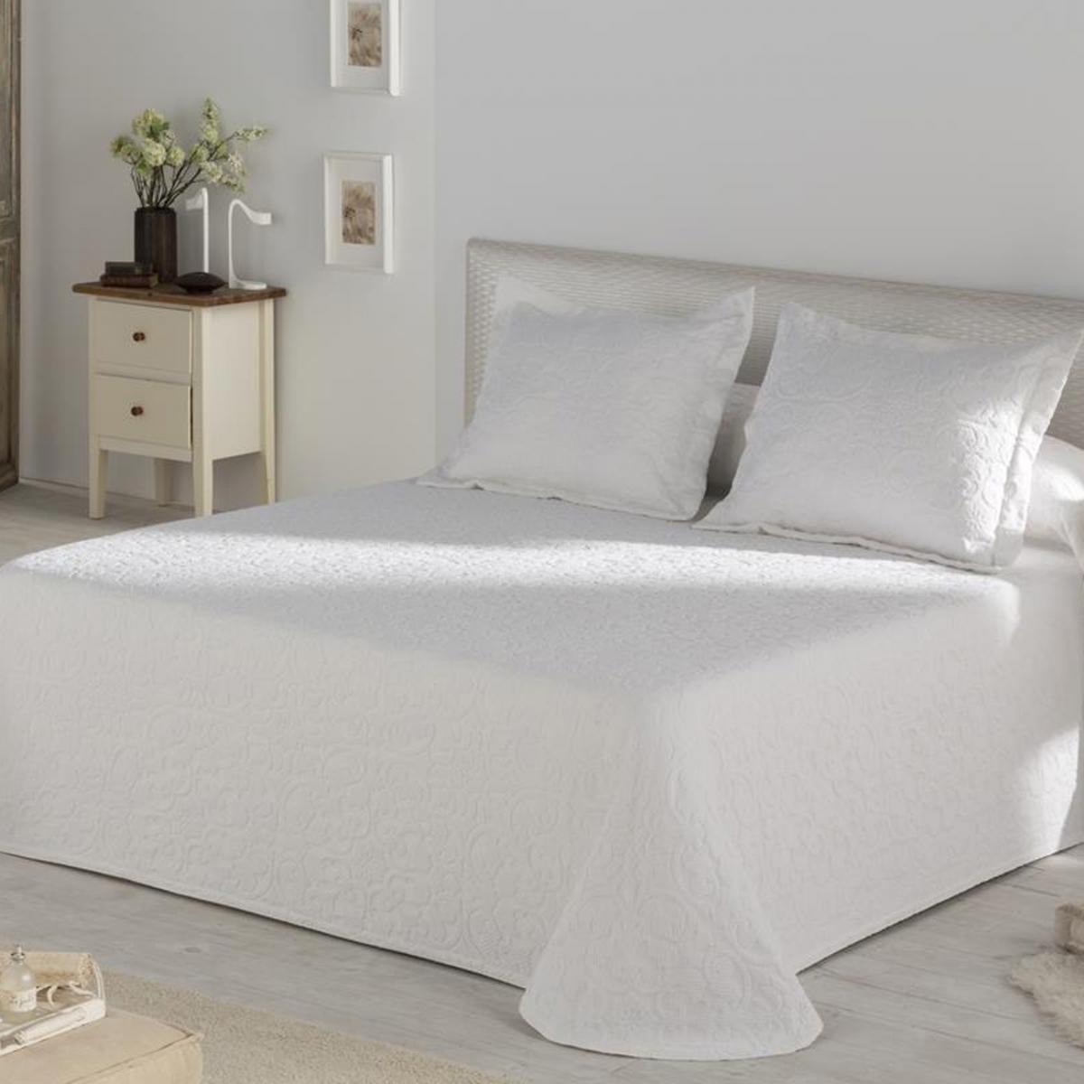 COLCHA PIQUE VENICE 000 - Blanco 120 cms 000 - Blanco 150 cms 000 - Blanco 160 cms 000 - Blanco 180 cms